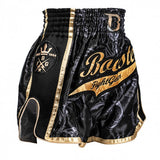 Booster Fight Gear Canada Gold Slugger Muay Thai Kickboxing Shorts