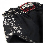 Booster Fight Gear Edmonton TBT PRO 4.34 Paint Splatter Muay Thai Kickboxing Shorts