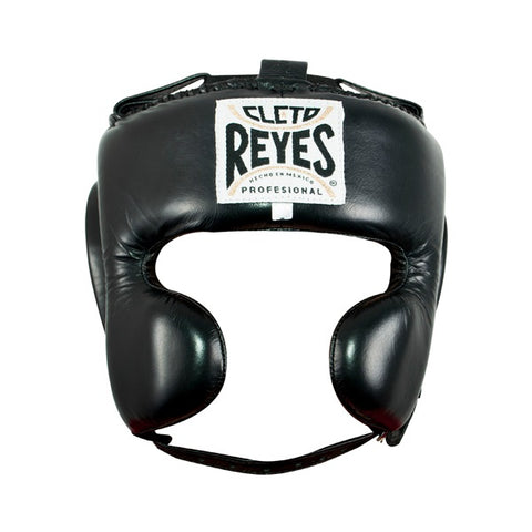 Cleto Reyes Cheek Protection Headgear Head Gear Black