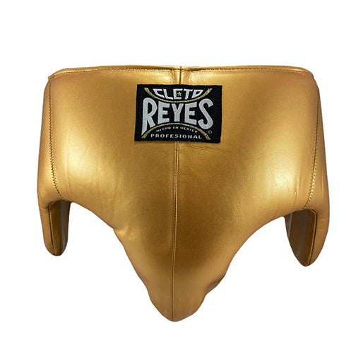 Cleto Reyes Kidney and Foul Protection Cup Groin Guard Solid Gold