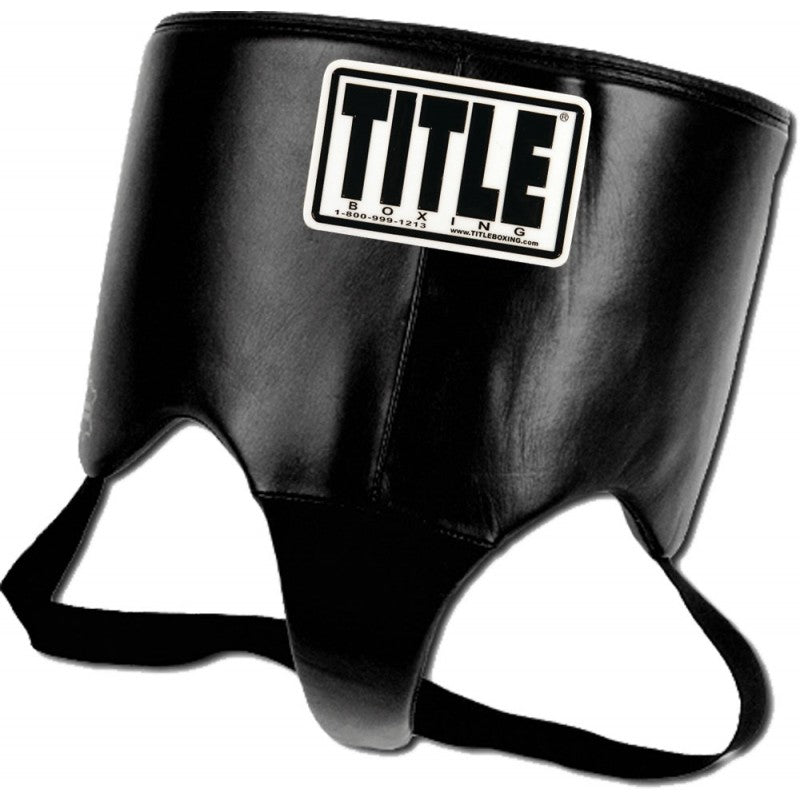 Title Boxing Female Ladies Groin Guard Foul Protector