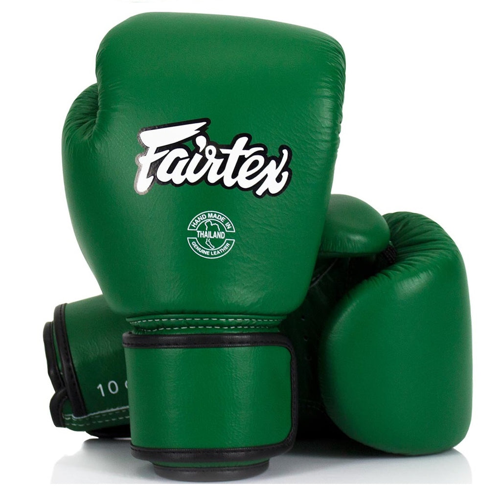 Fairtex BGV16 Canada Green Boxing gloves edmonton
