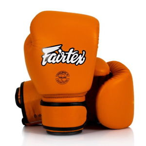 Fairtex BGV16 Canada Orange Boxing gloves edmonton