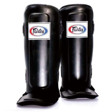 Fairtex SP3 Pro Style Double Padded In-Step Shin Guards Shinguards