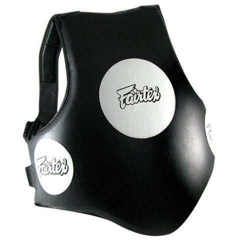 Fairtex Trainer's Protective Body Vest Belly TV1