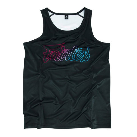 Fairtex Ladies Tank Tops PT12 Gradient Training Shirt