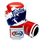 Fairtex Thai Pride Canada BGV1 Muay Thai Boxing Gloves