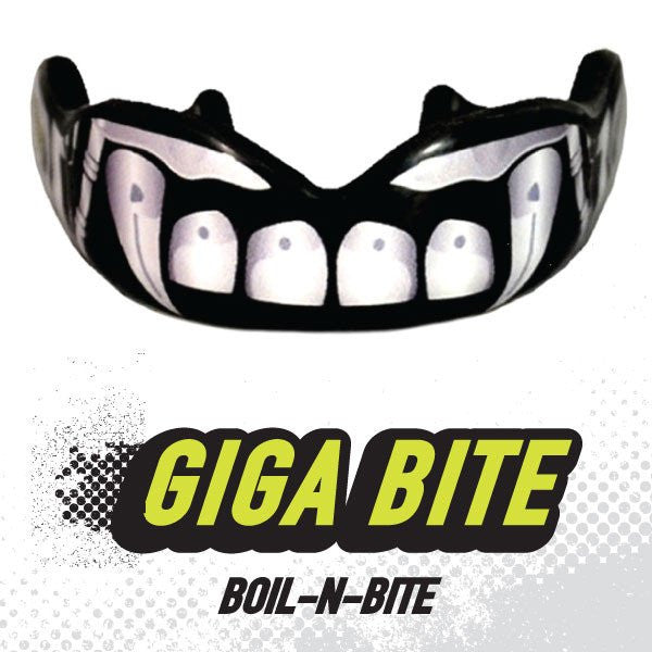 Damage Control High Impact Mouthguard Giga Bite Fangs