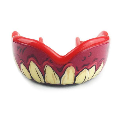 Damage Control High Impact Mouthguard Living Dead