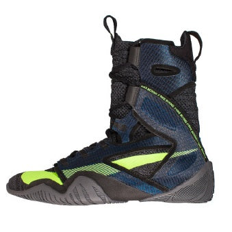 Nike Boxing HyperKO 2.0 Shoes Boots Blue/Green