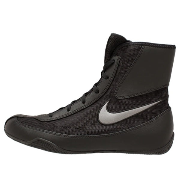 Nike Boxing shoes canada Machomai 2 Mid Shoes Boots Black/Grey