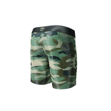 Phalanx canada Green Camo RIZR Black MMA Grappling BJJ Shorts