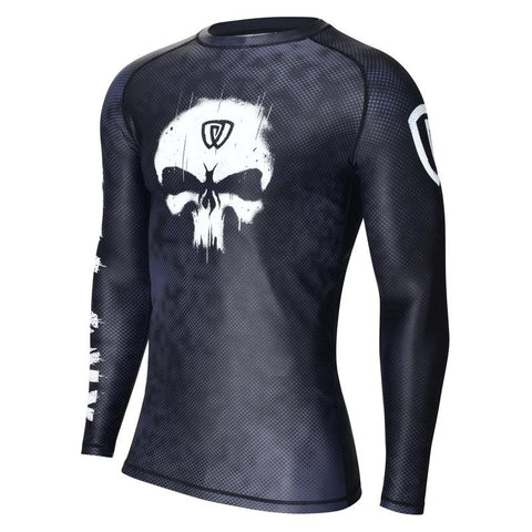 Phalanx Canada Submission Division 2.0  Compression Rash Guard Rashguard