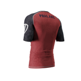 Phalanx edmonton Submission Division 2.0 Short Sleeve Rash Guard Rashguard