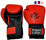 Ring to Cage Kids Youth Boxing Gloves Canada Red/Black
