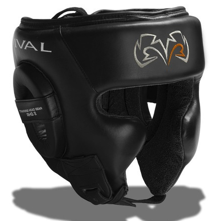 Rival Boxing RHG2 Headgear Guard Black