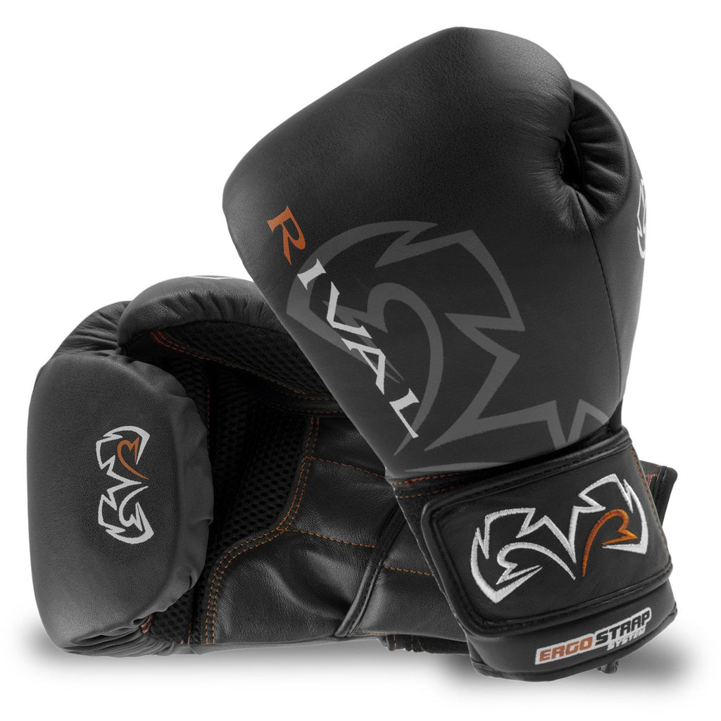 Rival Boxing RS10V Optima Sparring Gloves Black