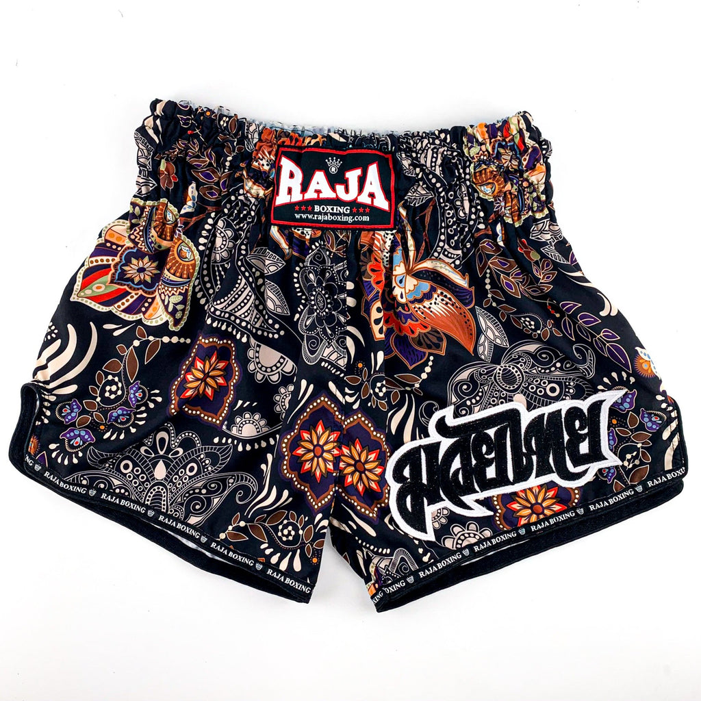 Raja Boxing SP Muay Thai Shorts Indian