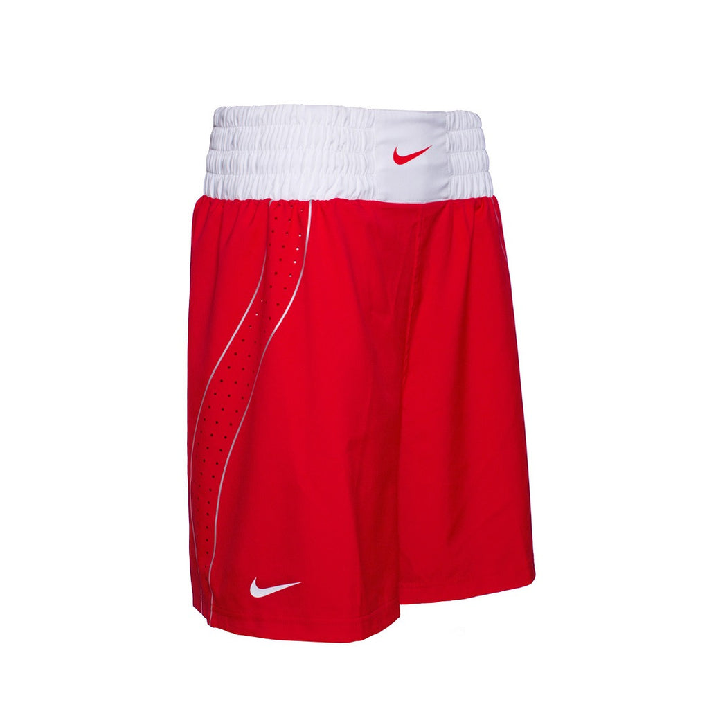 Nike Boxing Shorts Trunks Scarlet Red