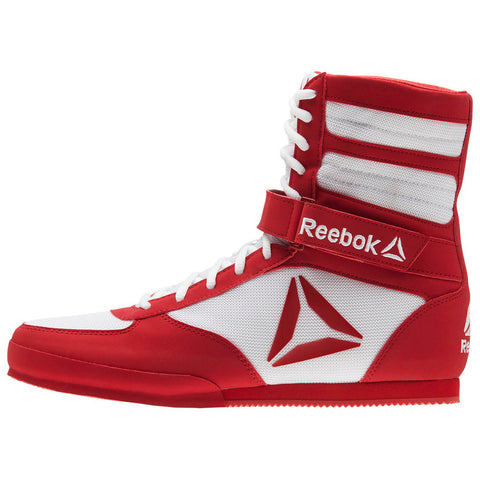 Reebok Boxing boots canada red-white