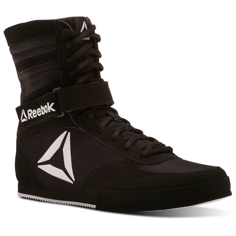 Reebok Boxing shoes canada black-white
