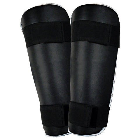 Revgear Krav Maga Savate No In-Step Shin Guards Pads