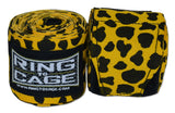 "Ring to Cage Leopard 180"" Boxing Hand Wraps Handwraps Canada"