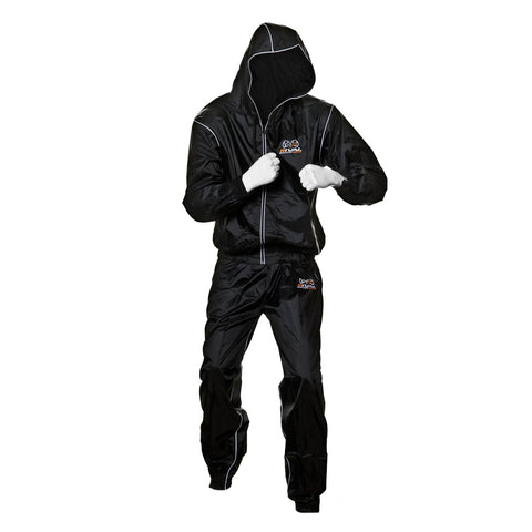 Rival Boxing Sweat Sauna Suit With Hood