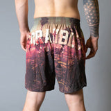 Scramble Brand Cali Grappling Jiu Jitsu BJJ MMA Fight Shorts Canada