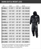 Title Boxing Sweat Sauna Suit With Hood