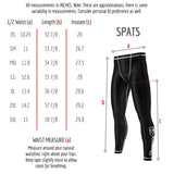 Phalanx Solider One Spats Compression Pants