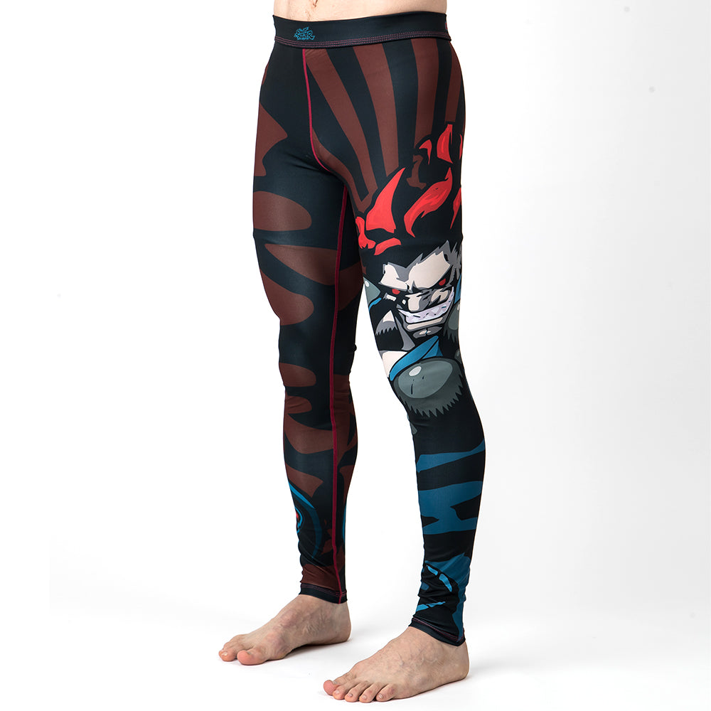 The Killing Joke Womens Leggings Spats Compression Yoga Pants Fusion Fight Gear Batman