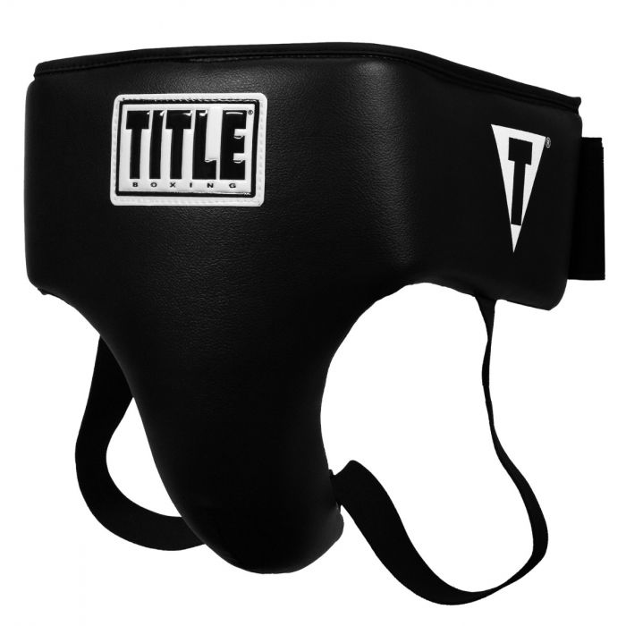 Title Boxing Deluxe 2.0 Groin No Foul Protector