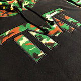 TMT The Money Team Canada Camo Hoodie