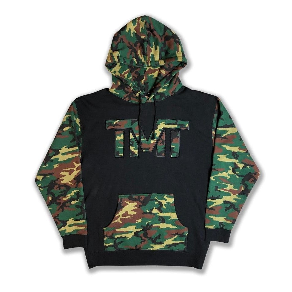 TMT The Money Team Camo Hoodie Canada