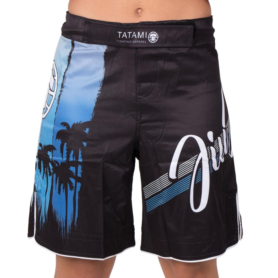 Tatami Fightwear Ladies MMA Canada Go With The Flow BJJ Jiu Jitsu MMA Shorts