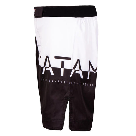 245253700 Tatami Fightwear BJJ Jiu Jitsu Script Black Fight Shorts Canada ...