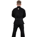 Tatami Canada Fightwear Mens Nova Absolute Gi Black BJJ FREE White Belt
