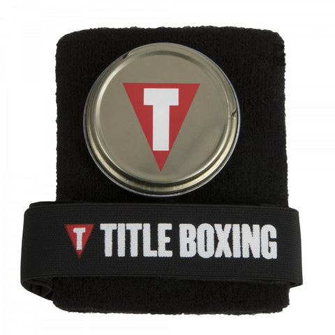 Title Boxing Cornerman Wrist Band Swab Holder
