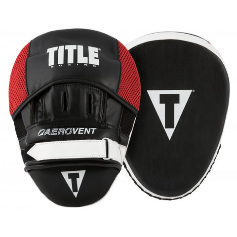 Title Boxing Aerovent Excel Incredi-Mitts 2.0 Punch Pads Canada
