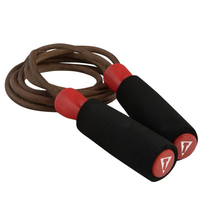 Title Boxing canada edmonton Classic Leather Skipping Jump Speed Rope