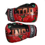 Top King Boxing Gloves Canada Massacre Roses