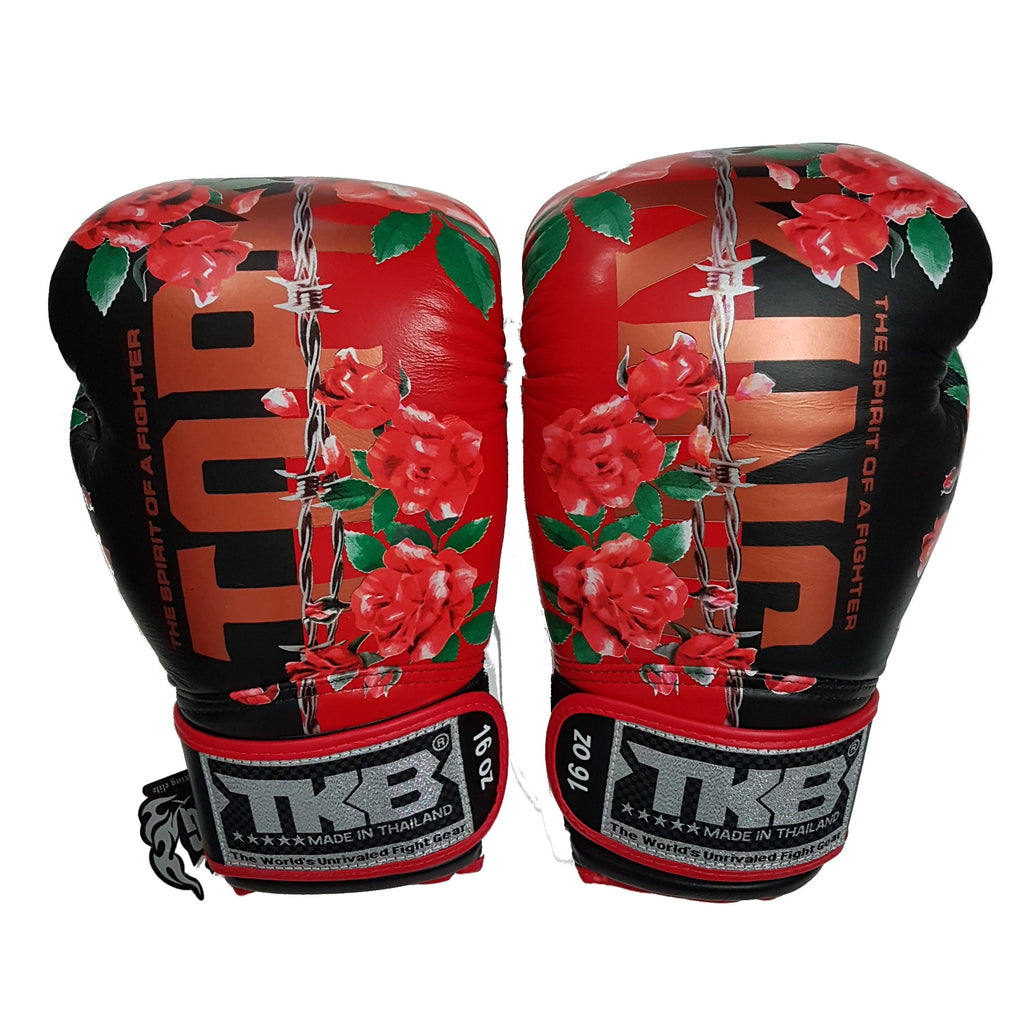 Top King Boxing Massacre Roses Gloves Canada