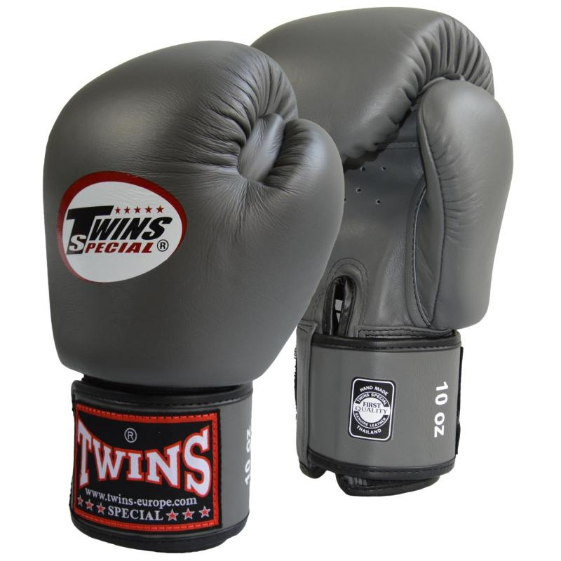 Twins Special BGVL3 Muay Thai Boxing Gloves Canada Grey