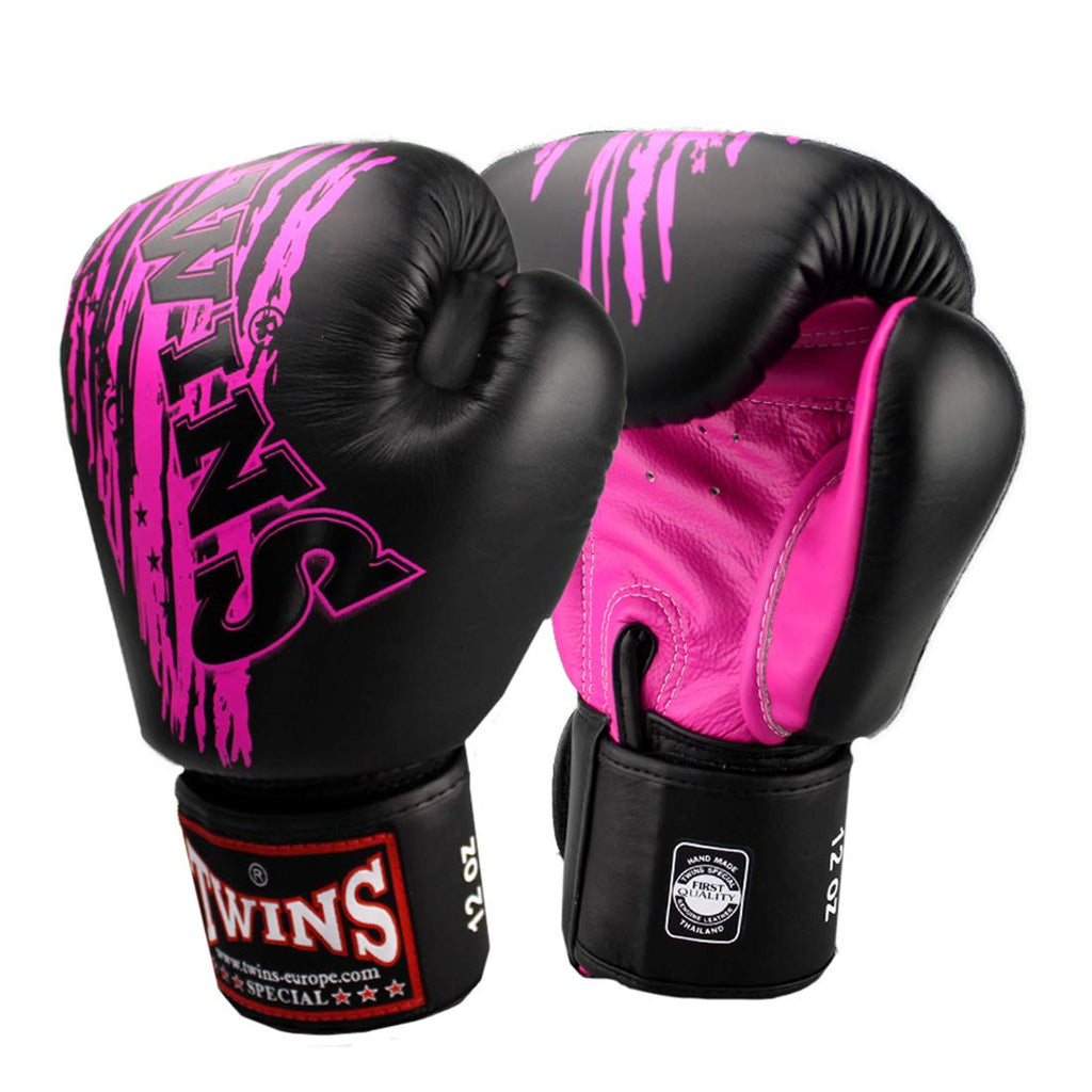 Twins Special BGVL3 Muay Thai Boxing Gloves Fancy Pink