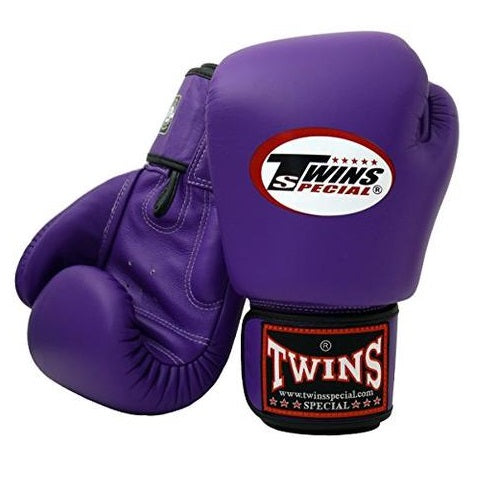 Twins Special Canada BGVL3 Muay Thai Boxing Gloves Purple