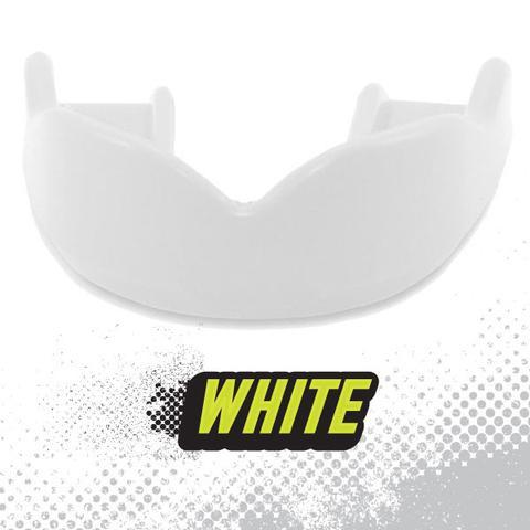 Damage Control High Impact Mouthguard Solid White