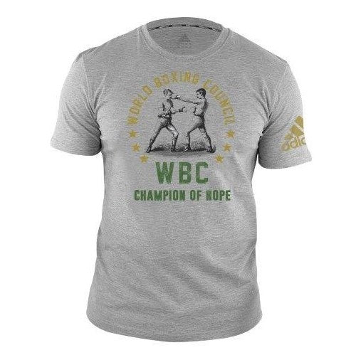 Adidas Boxing WBC Fighters T-Shirt Grey