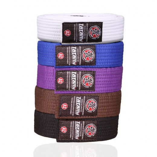Tatami Fightwear Jiu Jitsu BJJ Rank Gi Belt - All Colour