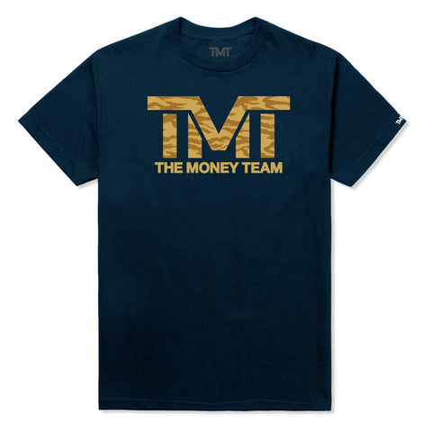 TMT The Money Team Camo Chameleon T-Shirt